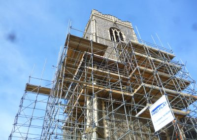 Scaffolding in Diss