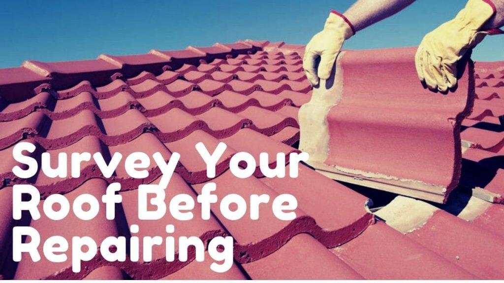 flat roof repairs London
